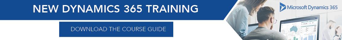 Dynamics 365 training